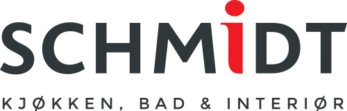 Schmidt kjøkken, bad & interiør